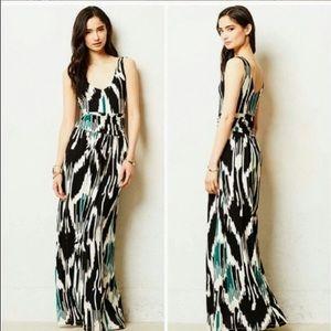 Anthropologie Vanessa Virginia Maxi Dress